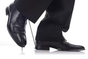 Don't Stumble: Seize The Teachable Moment