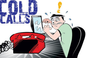 Four Ways to Make Cold Calls Less Terrifying and More Effective