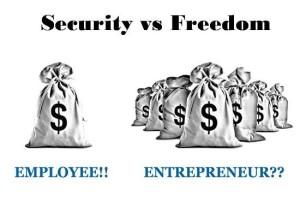 The Entrepreneur's Employment Dilemma