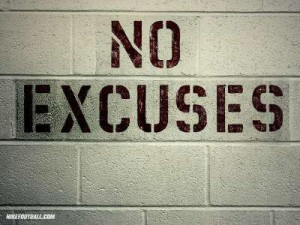 Translating Sales Excuses into Sales Performance